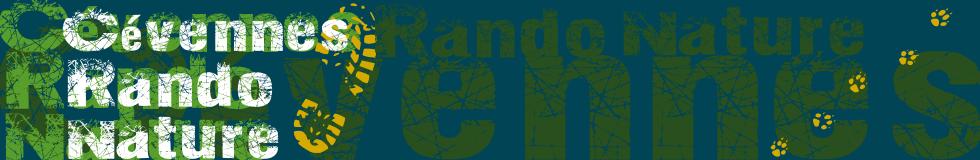 Cévennes Rando Nature Bannière