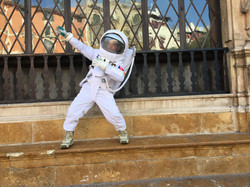 S'Astronauta a Cort!