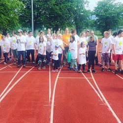 Fit & Flott Sporttag in Rif bei Hallein