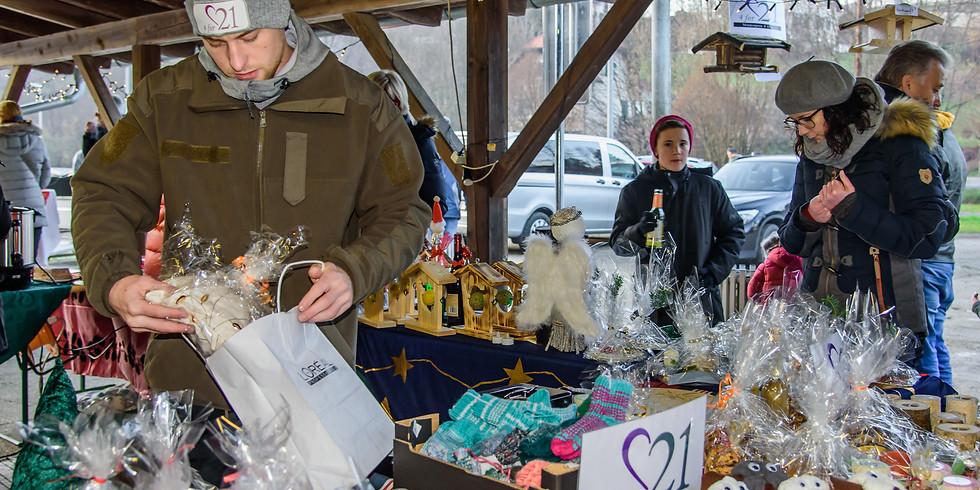 Charity Weihnachtsmarkt