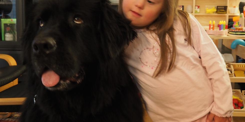 MUKS UNTERWEGS - Nachmittag mit Therapiehunden
