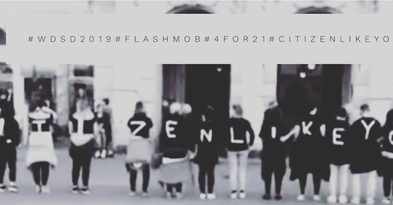 EDSA Flashmob Graz WDST 21/3/2019