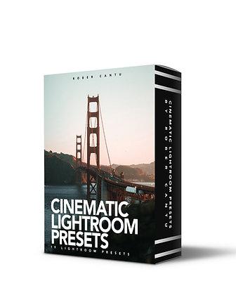 CINEMATIC | 19 Lightroom Presets