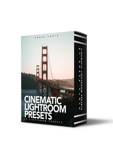 CINEMATIC | LIGHTROOM PRESETS