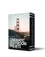 CINEMATIC | LIGHTROOM PRESETS