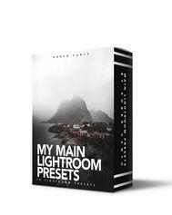 MY 15 MAIN LIGHTROOM PRESETS | LIGHTROOM PRESETS