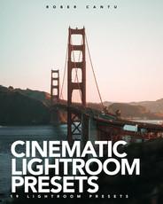 COVER TEXT CINEMATIC LOOK LIGHTROOM PRES