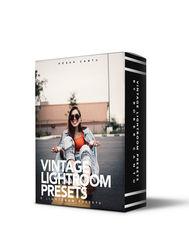 VINTAGE STYLE | LIGHTROOM PRESETS