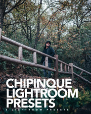 COVER TEXT CHIPINQUE FOREST LIGHTROOM PR