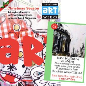 CHRISTMAS ART WEEKS EXHIBITION