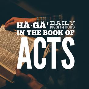 ACTS 1:18-19 // Unforgivable?