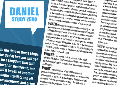 BIBLE STUDY RESOURCE