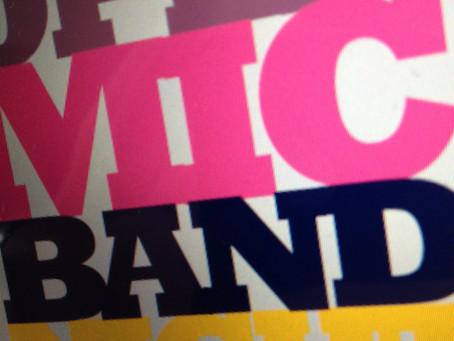 Music event branding