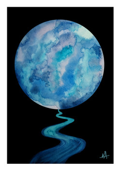 """Collection """"Moon - Planet - Dream"""" #3"""