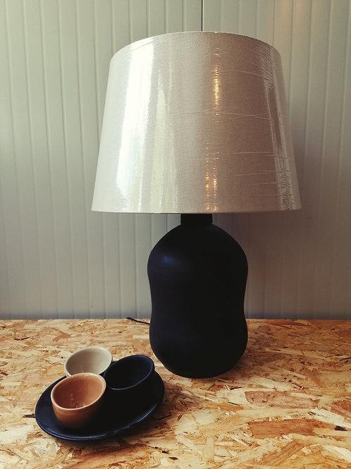 Stolna lampa lončarena