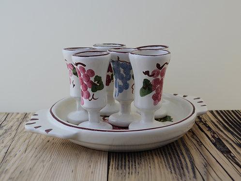 Set čašice za rakiju