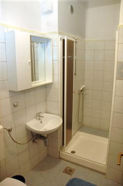 Toilette/shower