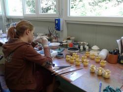 Oslikavanje keramike