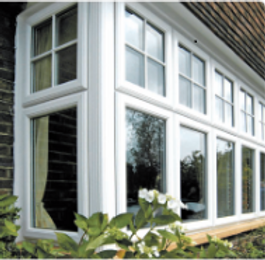 UPVC Windows from porta-dors. Home of composite doors