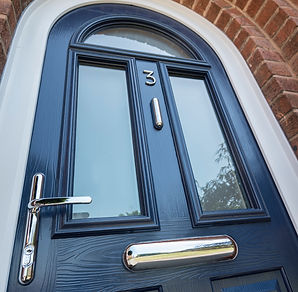 Brisant sweet composite doors furniture