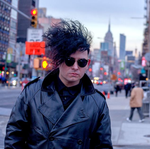 Zachery Allan Starkey, New York City, 2020. Photo by William Murray