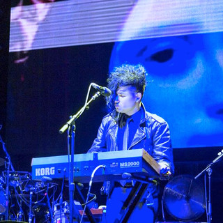 Zachery Allan Starkey performs at Radio City Music Hall, NYC. Photo by Stas Kravets.