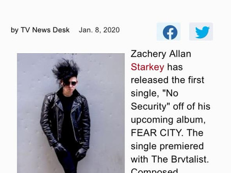 Broadway World reviews NO SECURITY