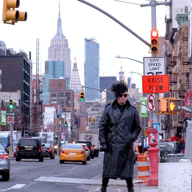Zachery Allan Starkey, New York City, 2020. Photo by William Murray.