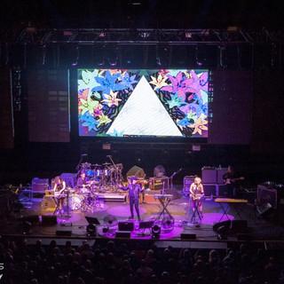 Zachery Allan Starkey performs at Tower City Theater, Philadelphia.. Photo by Stas Kravets.