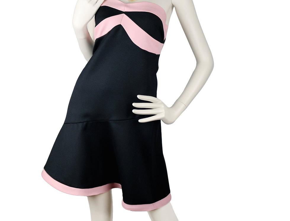 Merino Wool Flared Dress