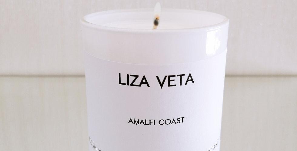 Amalfi Coast Scented Candle Small