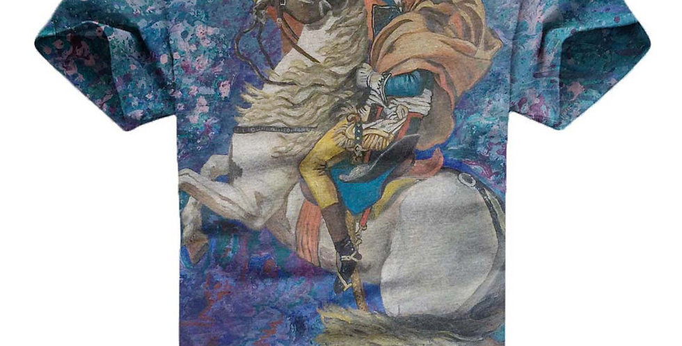 Horseman Art T-Shirt