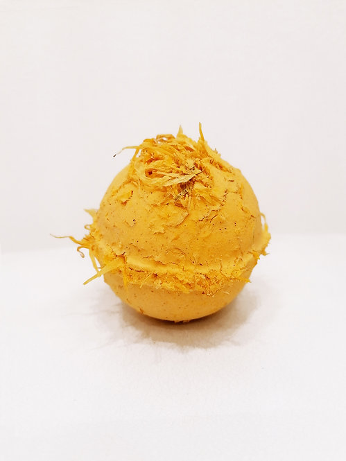 Lemongrass & Sweet Orange Bath Bomb