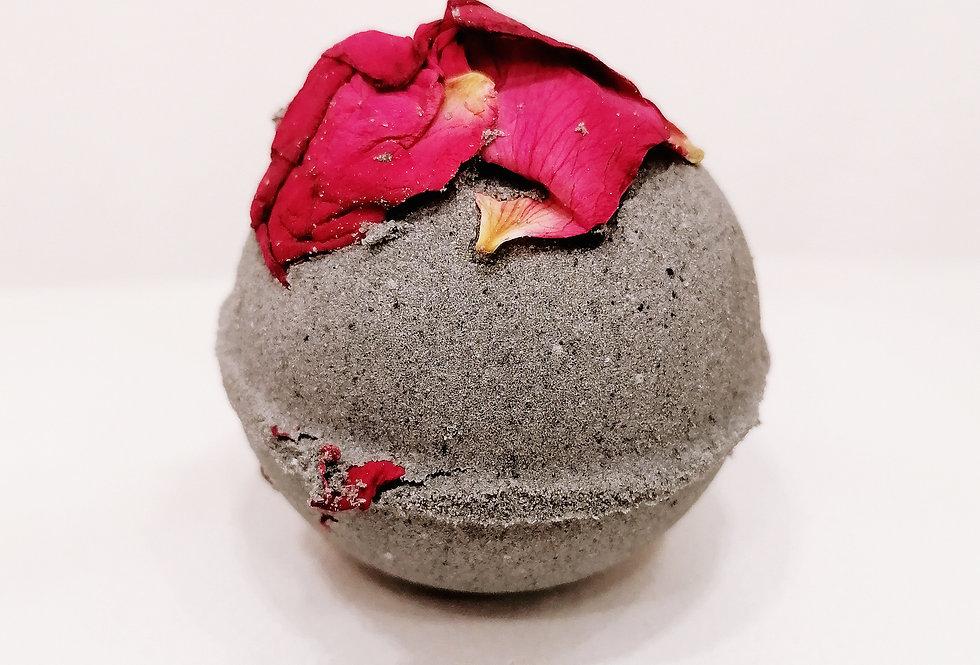 Eucalyptus & Charcoal Bath Bomb