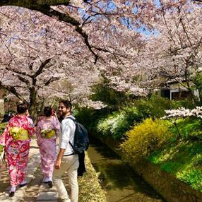 Passeggiata del Filisofo Kyoto
