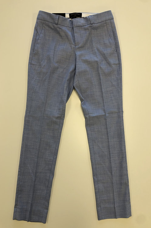 Checkered Suit Pant