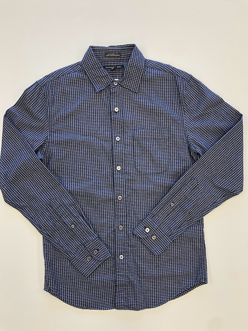 Small Checkered Button Up