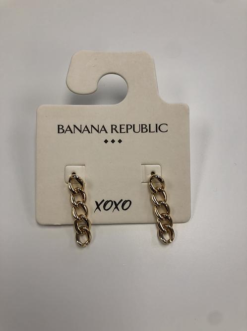 Earrings - Chain Links
