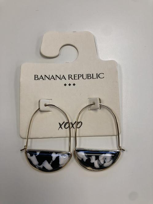 Earrings - Half Circles