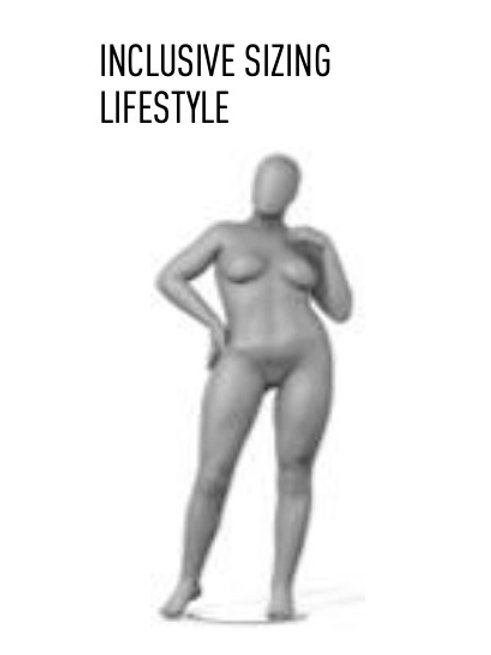 Lifestyle Inclusive Sizing