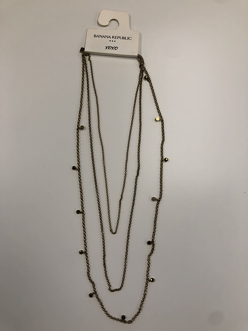 Necklace - 3 Chains