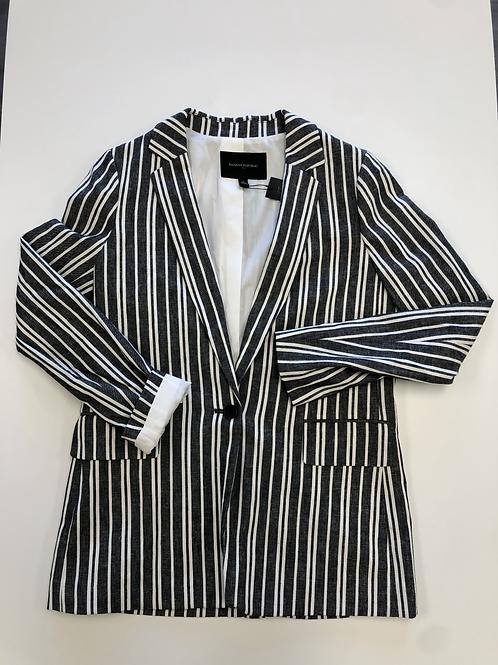 Striped Blazer Suit