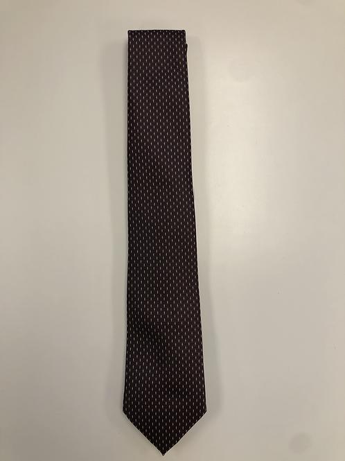 Tie - Black Dots