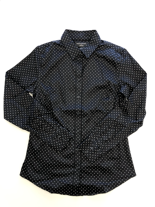 Dotted Button Up