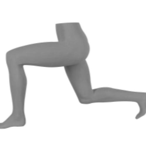 Women Motion Leg Form Strength