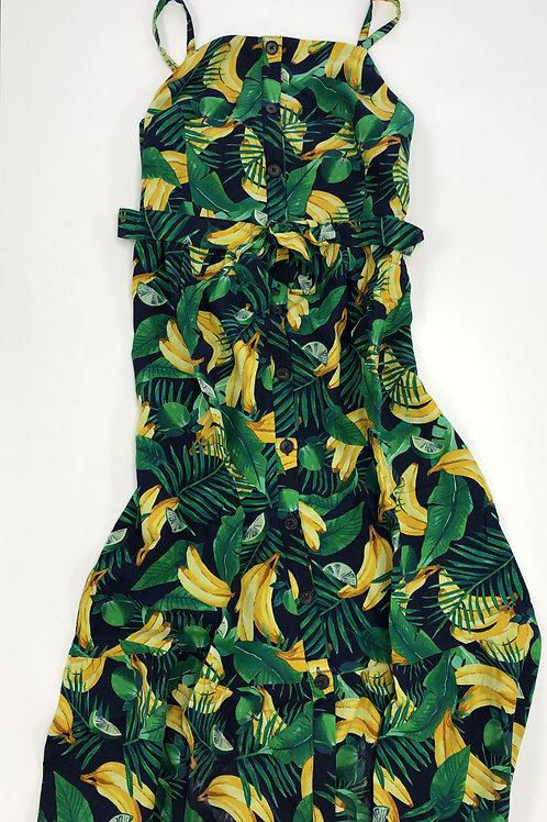 Banana Strap Dress