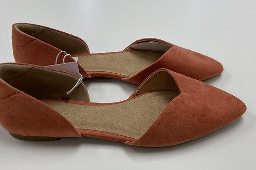 Flat Rose Shoes