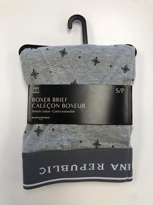 Boxers - Grey Stars