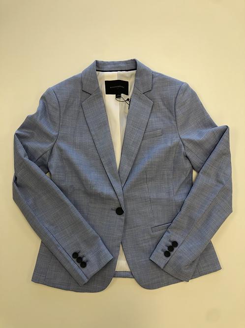 Suit Blazer Check Tonal