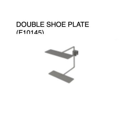 Double Shoe Plate